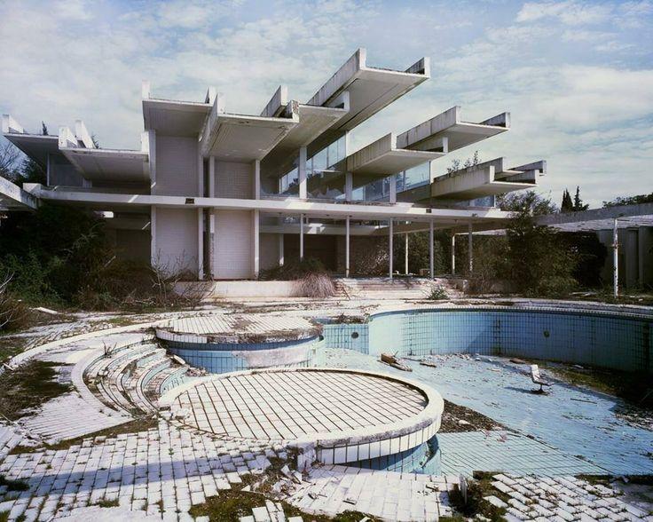 Haludovo Palace Hotel Croatia. Island Krk. Photo (c) Bojan Mrdenovic