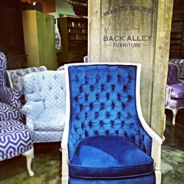 Back Alley Furniture #Frisco #Texas
