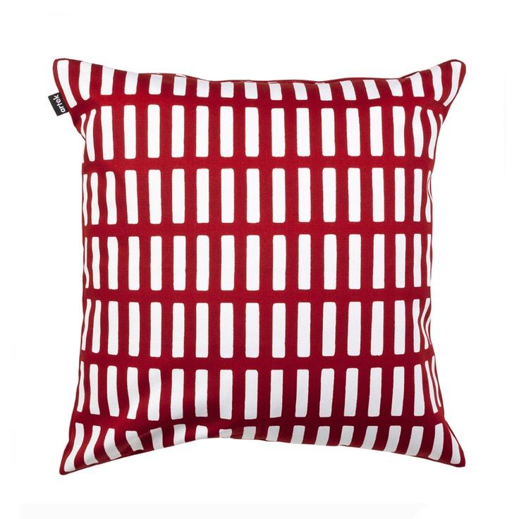 Siena Cushion Red