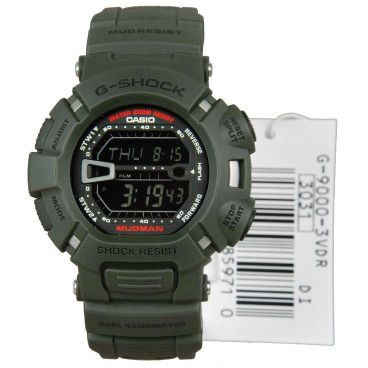 A-Watches.com - Casio G-Shock G-9000-3VDR, $98.00 (http://www.a-watches.com/casio-g-shock-mudman-watch-g-9000-3-g9000/)