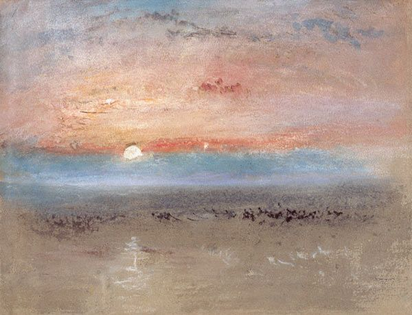 william turner acuarelas - Buscar con Google