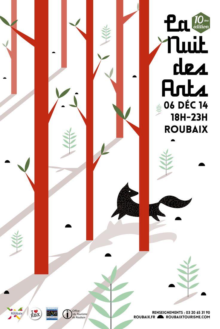 Nuit des Arts - Déc 2014 ©Amandine Derachinois - Ville de Roubaix
