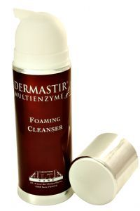 Dermastir Multienzyme Foaming Cleanser - airless cleanser, made in France. Buy now on altacare.com