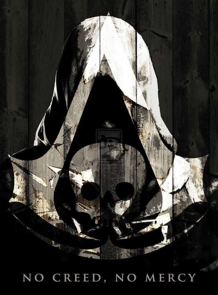 "ScorpionSoldier: ""Assassin's Creed IV: Black Flag (Poster)"""