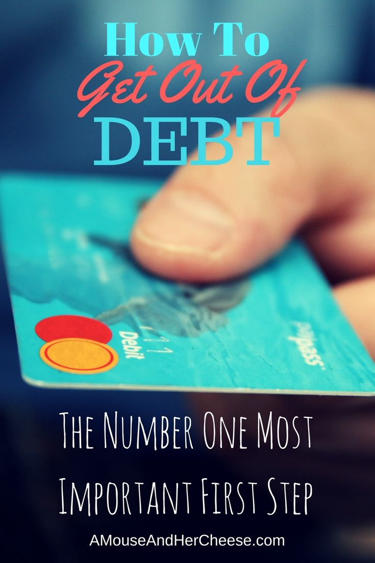 how to get out of debt god& 39