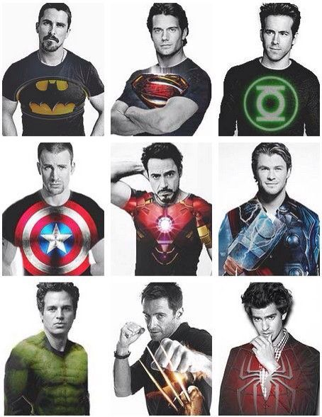 Marvel :) actually my phone back ground XD