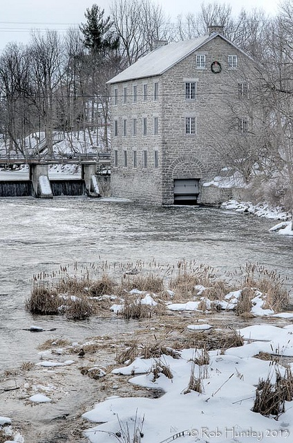 The Mill in Manotick, near Ottawa