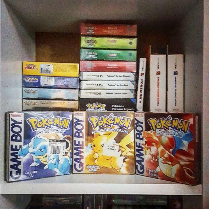 First Generation of Pokémon videogames