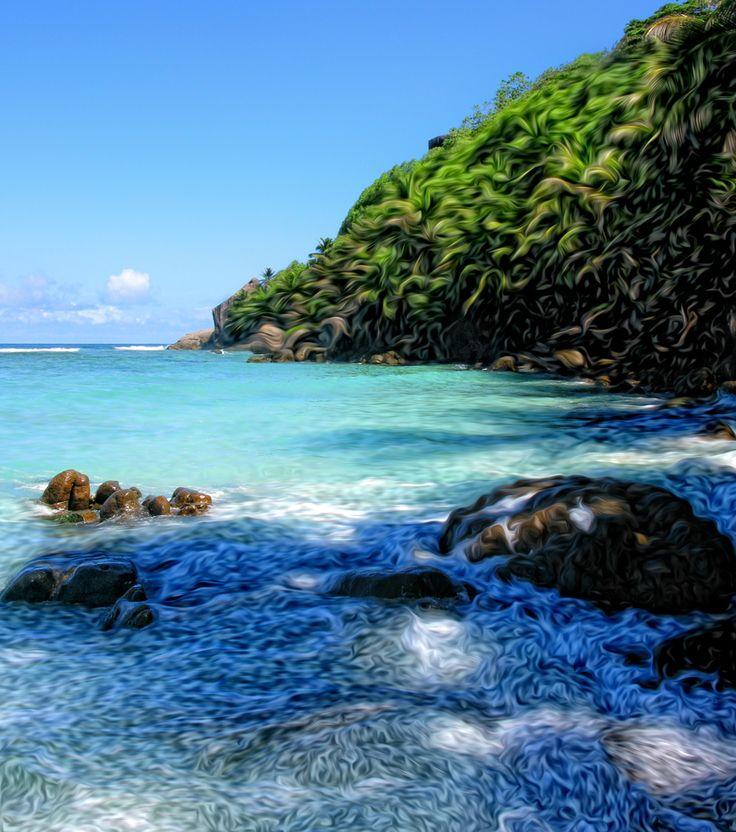 Seychelles Beach: 11 Best Seychelles Natural Beauty Images On Pinterest
