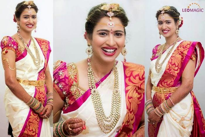 Gorgeous South Indian Bride  #SouthIndian #BridalFashion