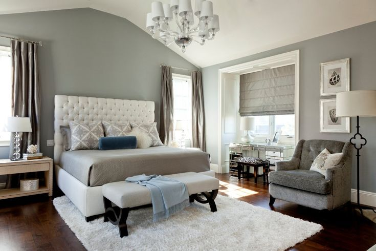 A Master Bedroom I Designed For Lovely Young Couple In Manhattan Beach California