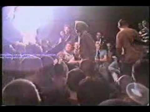Minor Threat, Live 1983