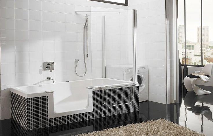Rectangular Walk In Bathtubs With Shower Http