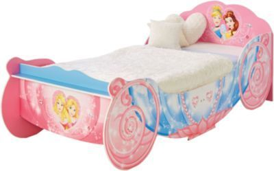 Kinderbett Kutsche, Princess, rosa, 90 x 190 cm Jetzt bestellen unter: https://moebel.ladendirekt.de/kinderzimmer/betten/kinderbetten/?uid=1e85f6b9-21b5-5e03-9fe9-209649717898&utm_source=pinterest&utm_medium=pin&utm_campaign=boards #kinderzimmer #kinderbetten #betten Bild Quelle: www.yomonda.de