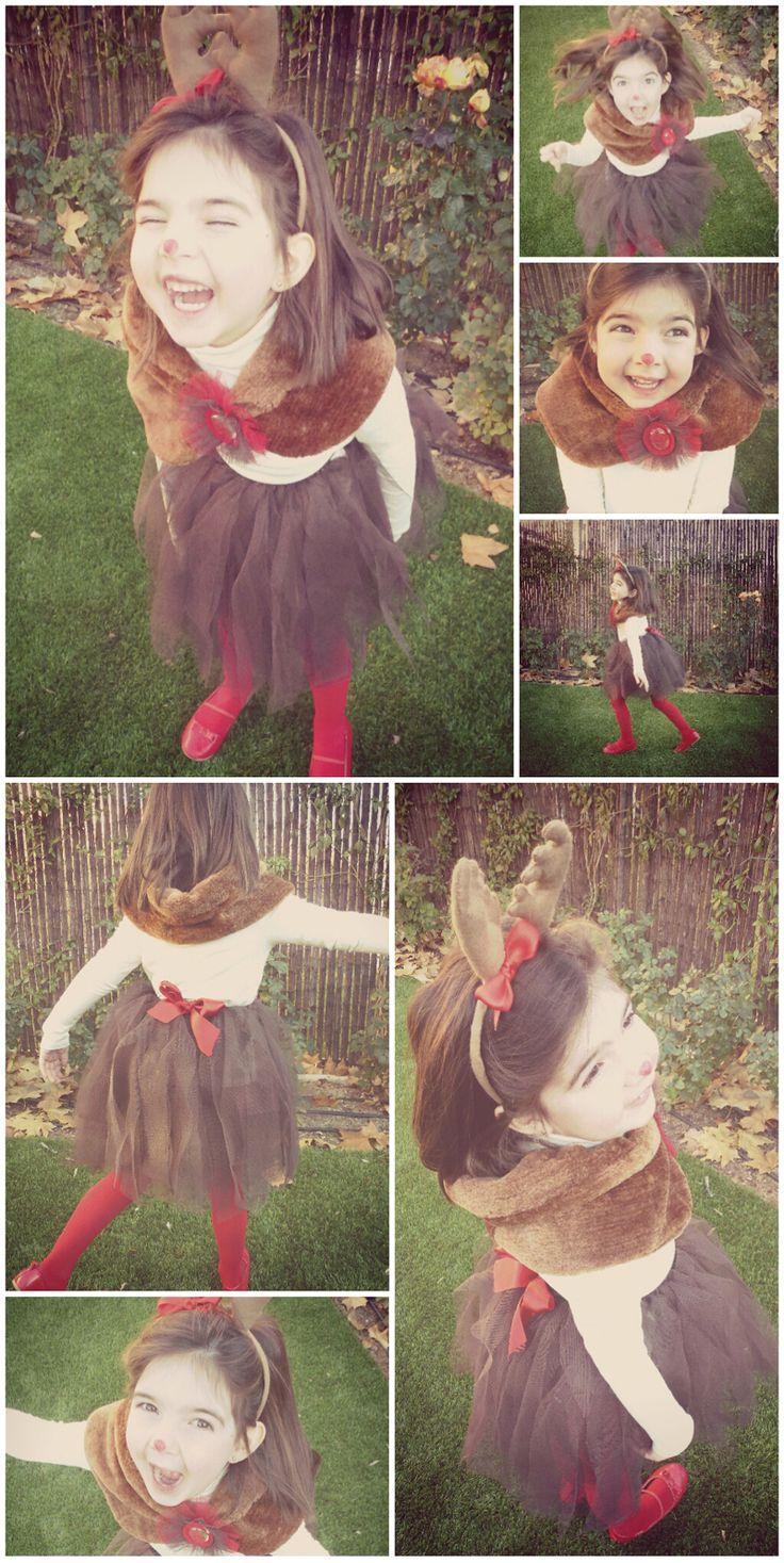M s de 25 ideas incre bles sobre disfraz de reno en - Disfraces navidenos originales ...