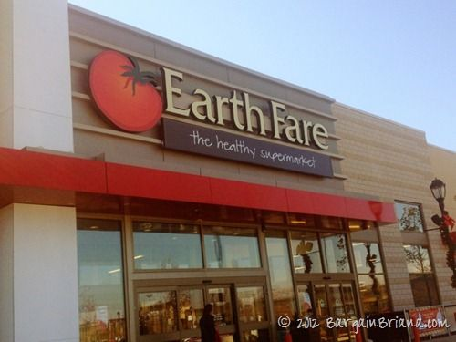 Earth Fare Noblesville, IN via BargainBriana.com