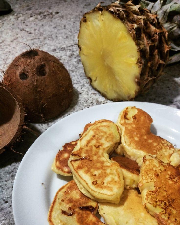 Moja Micha: Ananas w cieście