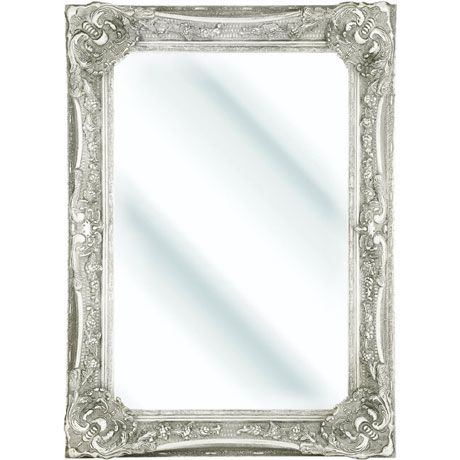 Heritage Bayswater Mirror (1090 x 790mm) - Ivory