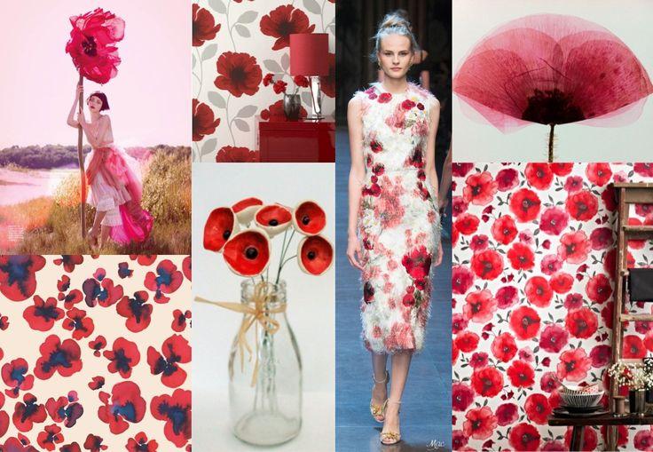 Poppy Flower | Board Inspiration
