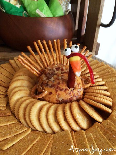 Fun Thanksgiving Food Ideas for a Preschool Party