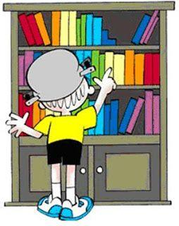 Actividades para Educación Infantil: La biblioteca escolar