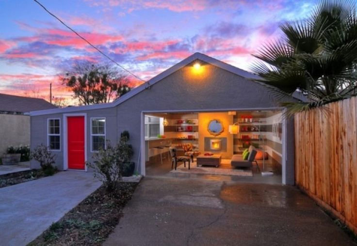 1000 Ideas About Finished Garage On Pinterest Attached