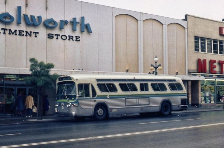 Woolworths and metropolitan Stores Douglas St Victoria BC