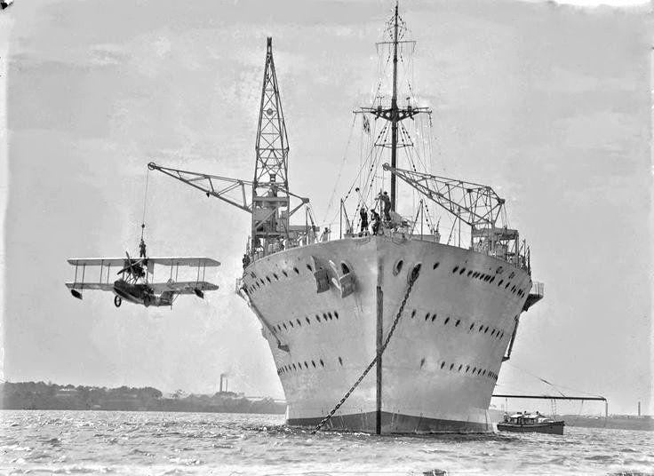 HMAS Kanimbla in the Captain Cook Graving Dock at Garden Island, Sydney.