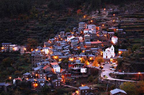 mountain aldeia of Piodão