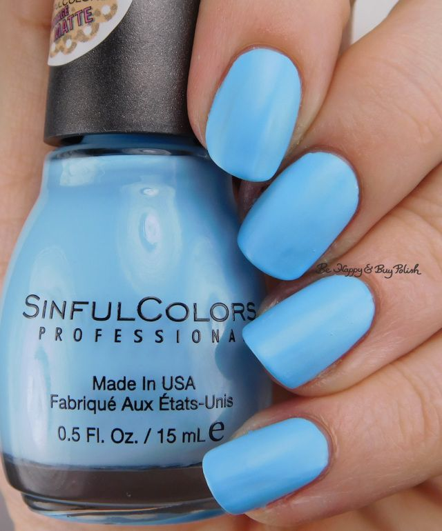 Sinful Colors Candy Hearts | Be Happy And Buy Polish https://behappyandbuypolish.com/2017/01/10/sinful-colors-kandee-johnson-nail-polish-collection/
