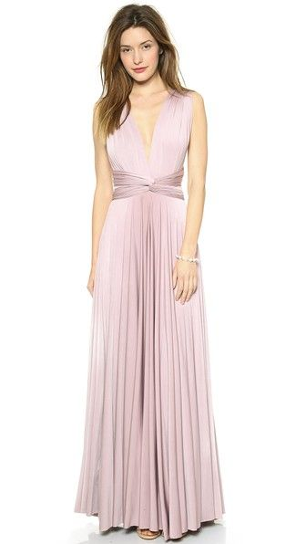 MACloth Sequin Bridesmaid Dress Straps V Neck Ruched Long Formal Evening Gown (34, Plateado)