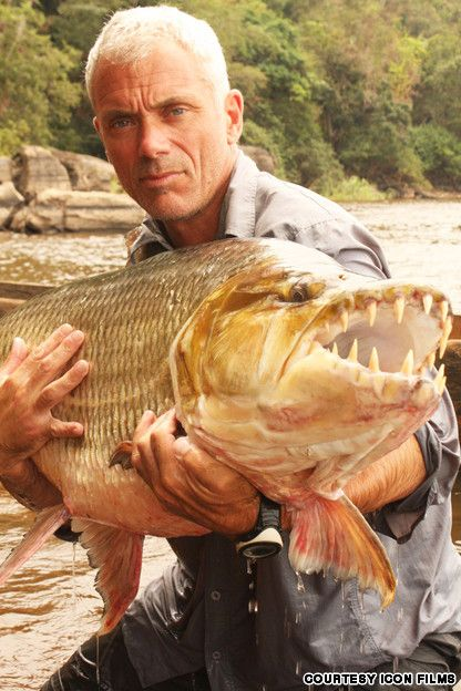 Jeremy Wade - River Monsters