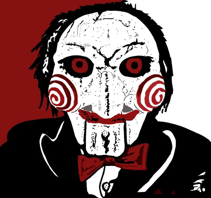 pictures of jigsaw from the saw movies | Jigsaw from Saw by ladyjart