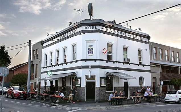 Review: Marquis of Lorne -  When the Marquis of Lorne Hotel closed, tears were shed for one of the golden girls of Fitzroy....