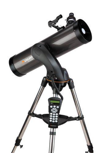 Celestron 31145 NexStar 130 SLT Series Newtonian Reflector Telescope Celestron http://www.amazon.co.uk/dp/B0007UQNNQ/ref=cm_sw_r_pi_dp_ncNDub0QYGEQF