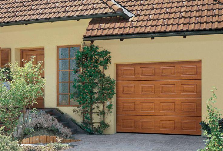 Garajes: 10 ventajas de las puertas seccionales https://www.homify.com.mx/libros_de_ideas/45048/garajes-10-ventajas-de-las-puertas-seccionales