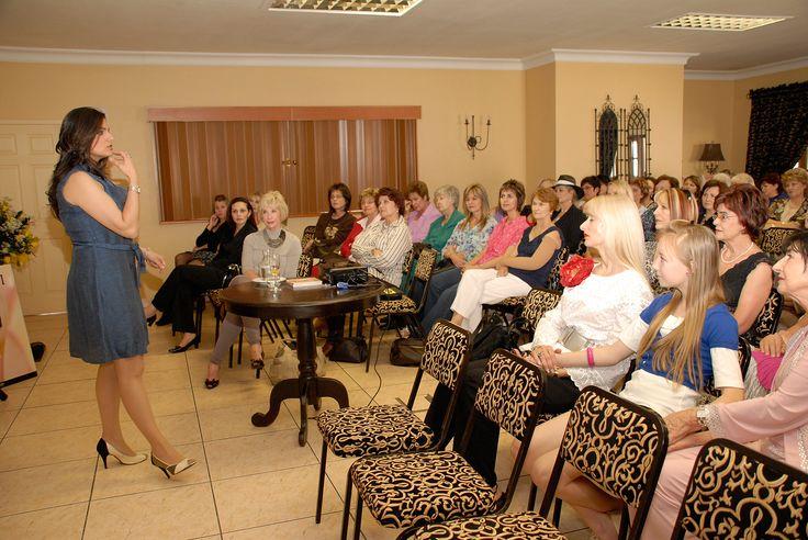 Leanne Mannis @ Villa Maria Guest Lodge.