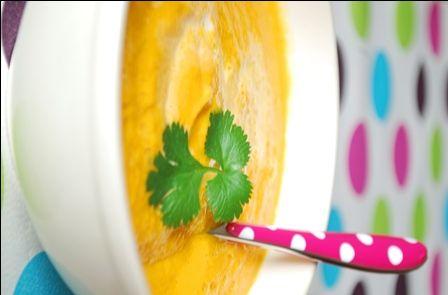 Velouté de carotte au lait d'amande et au cumin | Satoriz, le bio pour tous