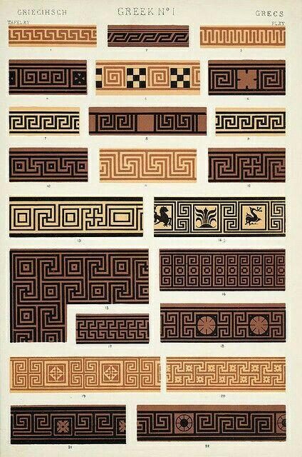 Preposition In Learn In Marathi All Complate: 94 Best Greek Motifs Images On Pinterest