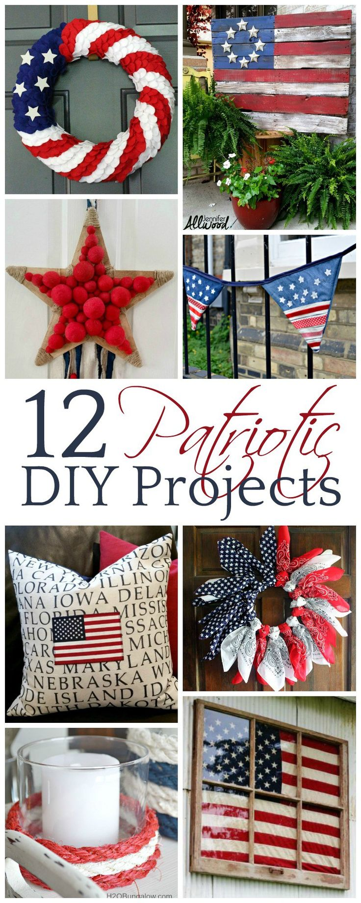 Best 25+ 4th of july decorations ideas on Pinterest | Fourth of ...