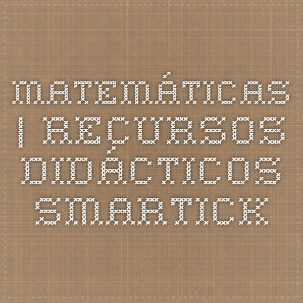 Matemáticas | Recursos Didácticos - Smartick