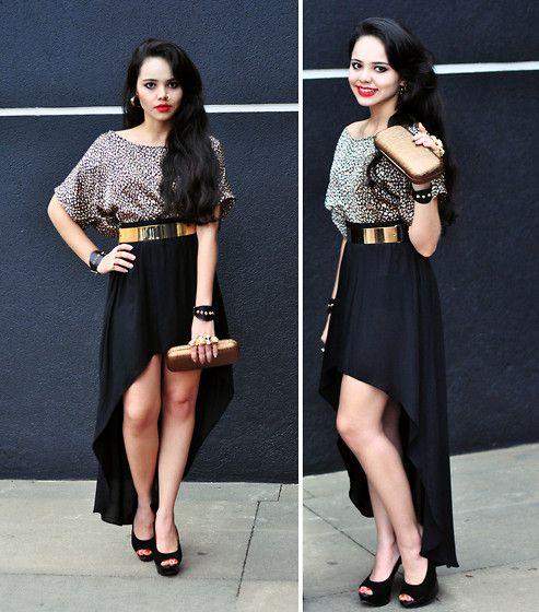 Mullet Skirt (by Clara Campelo)