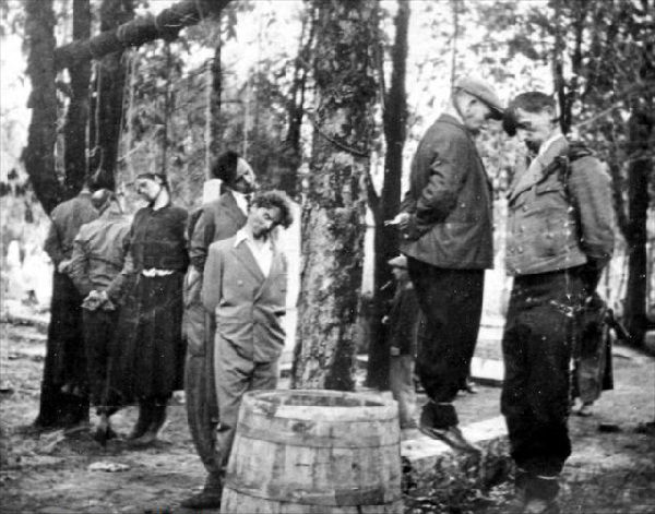 World War II site of execution | tortures and penalties ...