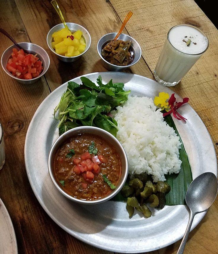 カレーとインド料理のデリーDELHI
