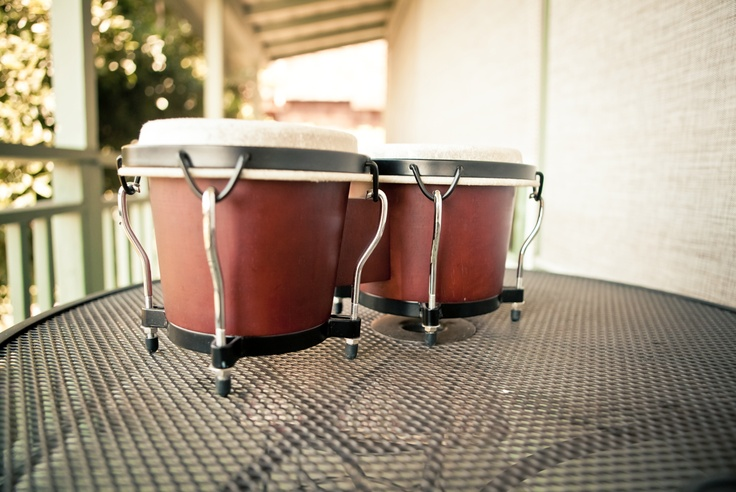 Bongo Drums for SALE! $45!  Email me if interested: funahashi.k@gmail.com