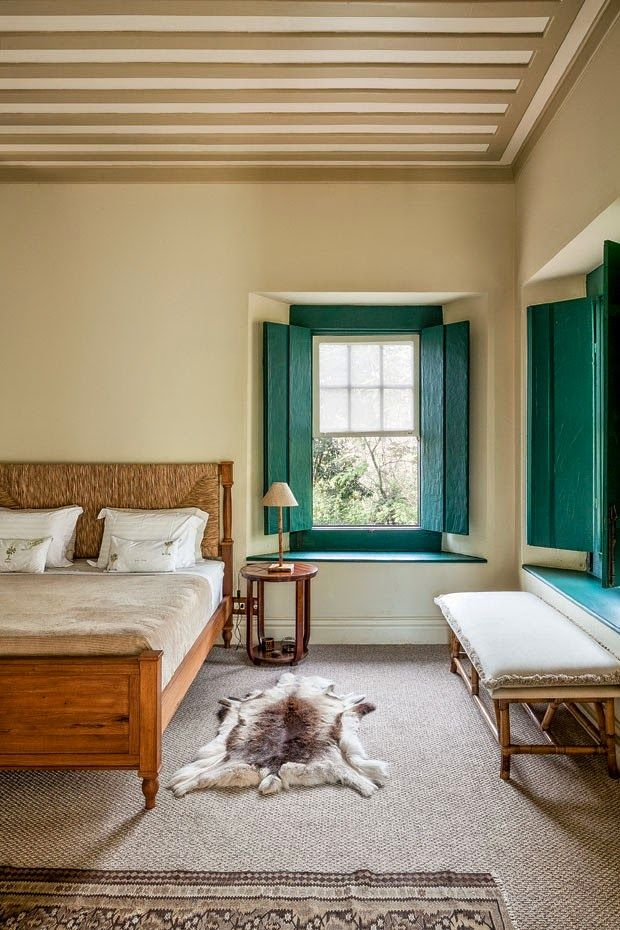 A designer de interiores paulista Renata Amaral passava suas férias na infância e na adolescência na fazenda do avô, que fica no Estado de G...