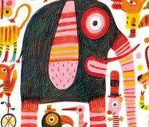 Slovak Illustrators Association Blog: Benjamin Chaud