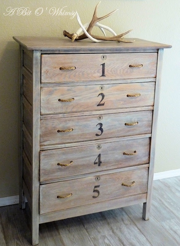Old White Duck Egg Blue Wash To Give The Driftwood Earance Refinishing Furniture Dresser Washed