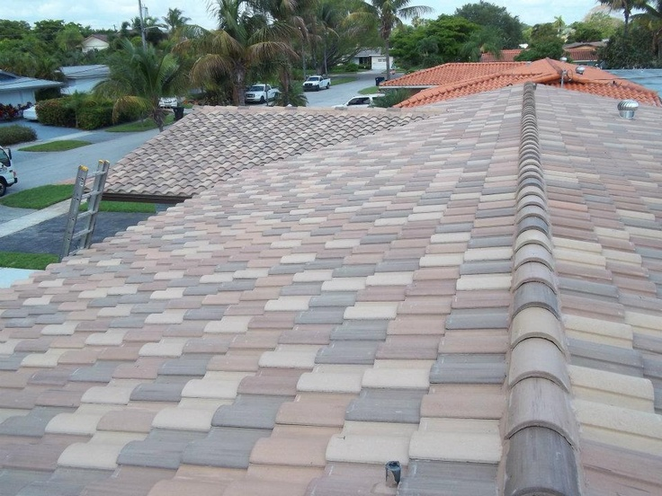 10 best images about capistrano concrete roof tiles on for Barrel tile roof colors