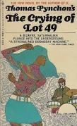 thomas pynchon, the crying of lot 49